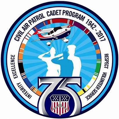 Cadet Programs Cap 75th Cawg Graphics Anniversary