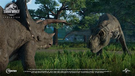 Jurassic World Evolution Shows Plenty Of Dinosaurs In Over 20 Minutes Of New Gameplay Footage