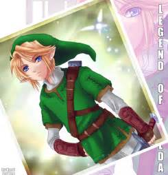 Legend of Zelda Link deviantART