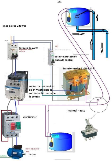solucionado instalacion de guardamotor y contactor para bomba de agua yoreparo