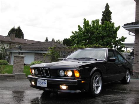 Bmw Modifications Vancouver by Bimmer Theshark 1988 Bmw 6 Series Specs Photos