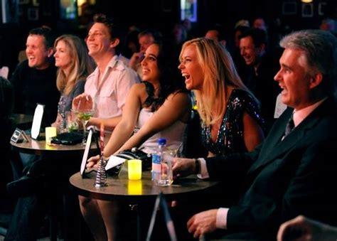 Haute Event: Brad Garrett's Comedy Club Opens with a Star ...