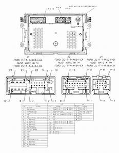 2002 Ford Expedition Stereo Wiring Diagram