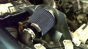 97 Honda Civic Ram Air Intake Install