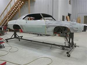 Okoboji Classic Cars  Llc  - Restoration Project