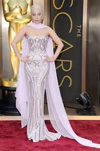 Lady Gaga Red Carpet Oscars