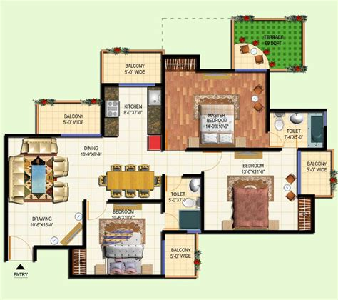 amrapali amrapali terrace homes resale noida