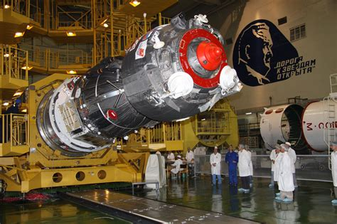 New Life for Old Buddy: Russia Tests Renewed Soyuz-MS ...