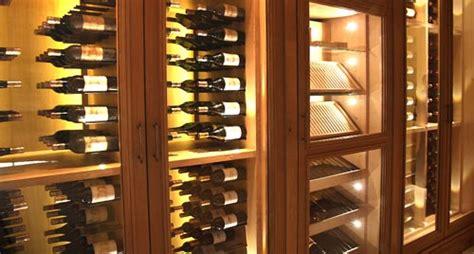 armoires à vin sur mesure degré 12