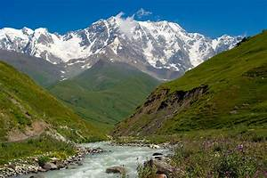 The Highest Peak in Each Country (F-M) - 7 Summits Project