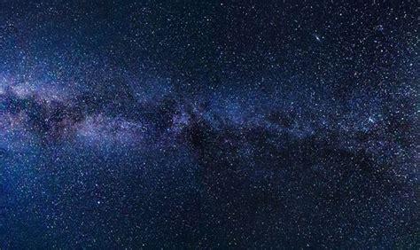 Summer Best Time View Milky Way Galaxy Arizona Skies