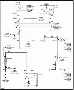 E40d Transmission Wiring Diagram 1993