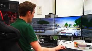 Gamer Pc Auf Rechnung : minecraft auf gaming pc youtube ~ Themetempest.com Abrechnung