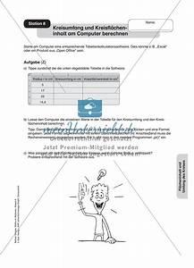 Durchmesser Berechnen Rechteck : beste fl che und umfang einer tabelle 3klasse fotos super lehrer arbeitsbl tter ~ Themetempest.com Abrechnung