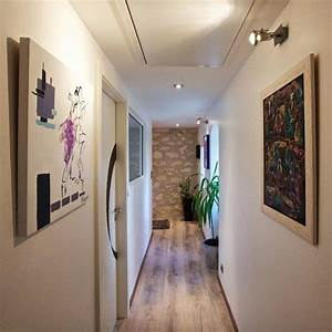 formidable quelle couleur de peinture pour un couloir With quelle couleur de peinture pour un couloir