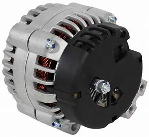Rareelectrical  Alternator Fits Chevrolet Cavalier Pontiac
