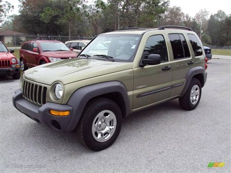 liberty jeep 2004 jeep liberty 2004 green wallpaper 1024x768 36250