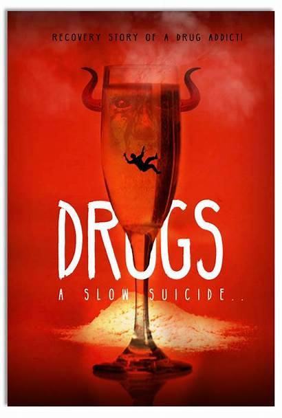 Drugs Poster Short Movie Drug Posters Behance