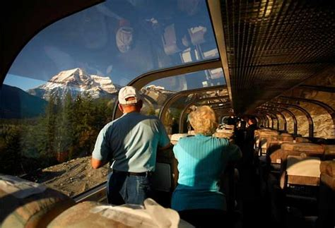 canada train canadian trips rides trains rail vancouver toronto across travel scenic rockies rocky ride alberta scenery through calgary true
