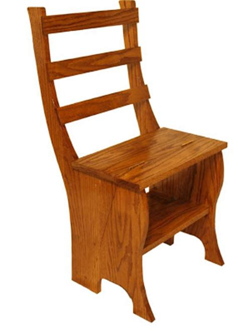 marks woodworking franklin step stool