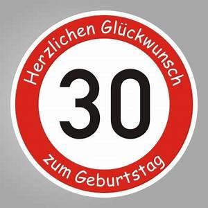 30 Dinge Zum 30 Geburtstag : funny sign geschenke geschenkideen geburtstag hochzeit ruhestand rente 30 50 18 25 ~ Bigdaddyawards.com Haus und Dekorationen
