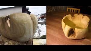 Sichtzäune Aus Holz : larscarving obstschale aus holz mit der motors ge ~ Watch28wear.com Haus und Dekorationen