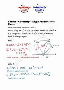 Elementary Math  E-maths