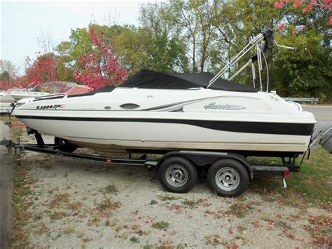Nautic Star Boat Dealers In Michigan by Used Deck Boats For Sale In Michigan Page 1 Of 1 Boat Buys