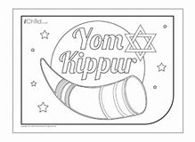 HD Wallpapers Coloring Pages For Yom Kippur