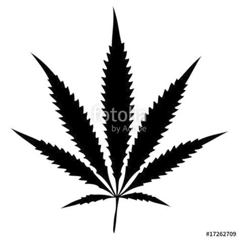 quot feuille de cannabis cannabis leaf quot fichier vectoriel