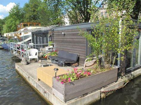 Urlaub Haus Mieten Amsterdam by Hausboothotel In Amsterdam Reiseplanung Hausboot