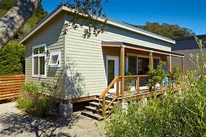 Cost-saving strategies in a small California beach house