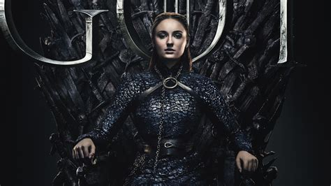 sansa stark  game  thrones final season