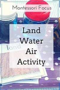 Montessori Nature: Montessori Focus: Land, Water, Air ...