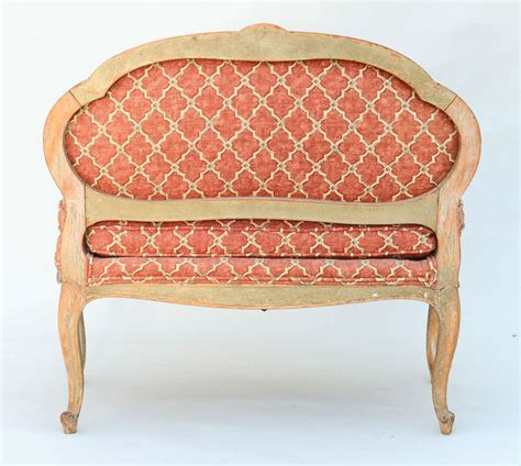 Childrens Settee by Diminutive Child S Louis Xv Settee At 1stdibs