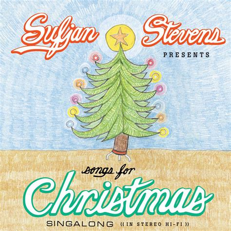 songs for christmas sufjan stevens