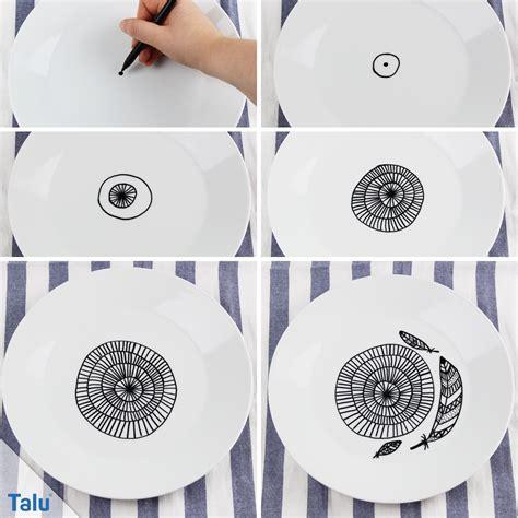 Porzellan Bemalen Motive by Tassen Bemalen Ideen Tassen Bemalen 30 Ideen Und Tipps