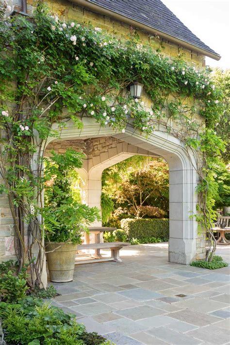 english country garden  northern california design
