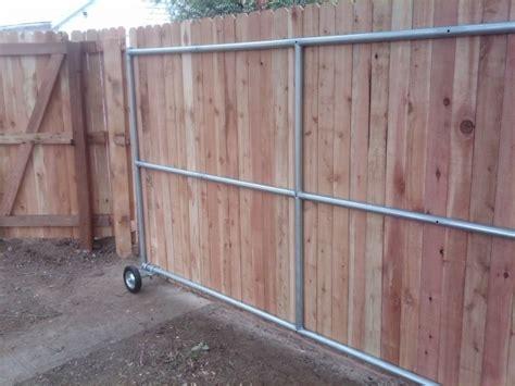 Privacy Fence Gate Kit
