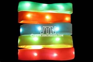 Neon Lightup Headband Assorted