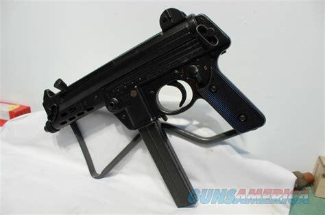 Walther Mpk Pre 86 9mm Full Auto Machine Gun For Sale