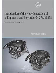 Mercedes Benz M278 Engine Service And Repair Manuals