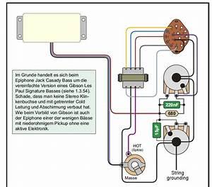 Gibson Pickup Wiring Diagram