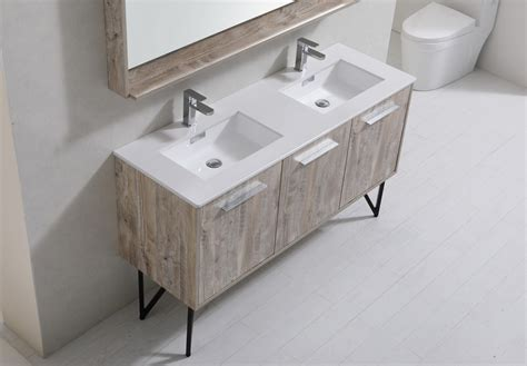 60 inch double sink vanity top 60 inch nature wood double sink bathroom vanity with