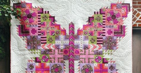tula pink butterfly quilt quilting classes los angeles