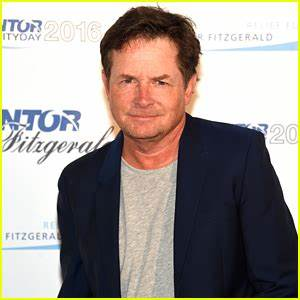 The Life of...: Michael J. Fox Finds Living with Parkinson ...