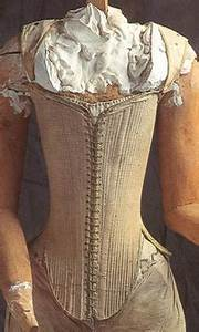 Practice Skin With Designs How To Put On A Corset Historical Designs