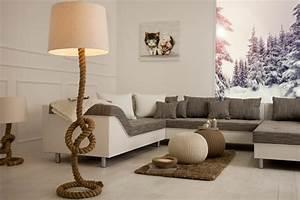 Designermöbel Riess Ambiente Halstenbek : extravagante tau stehleuchte seven seas 160cm leinen hell riess ~ Bigdaddyawards.com Haus und Dekorationen