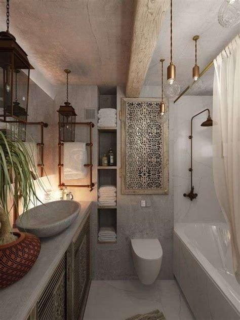 Stile Bagno arredare il bagno in stile etnico foto design mag