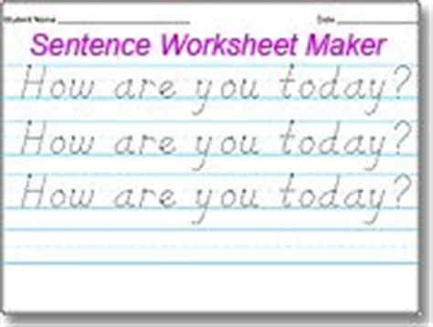 amazing d nealian handwriting worksheet maker this website is free to use and so easy for